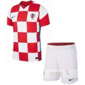 Divise calcio Prima Set Bambino Croazia 2020