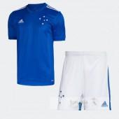 Divise calcio Prima Set Bambino Cruzeiro 2020 2021