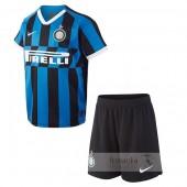 Divise calcio Prima Set Bambino Inter Milan 2019 2020