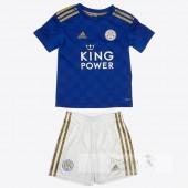 Divise calcio Prima Set Bambino Leicester City 2019 2020