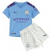Divise calcio Prima Set Bambino Manchester City 2019 2020