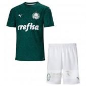 Divise calcio Prima Set Bambino Palmeiras 2020 2021