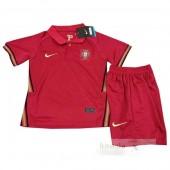 Divise calcio Prima Set Bambino Portogallo 2020