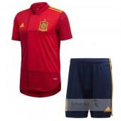 Divise calcio Prima Set Bambino Spagna 2020