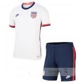 Divise calcio Prima Set Bambino Stati Uniti 2020