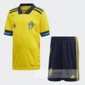 Divise calcio Prima Set Bambino Svezia 2020