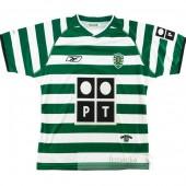 Divise calcio Prima Sporting de Lisboa Retro 03 04