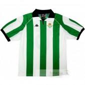Divise calcio Real Betis Retro 1998 1999