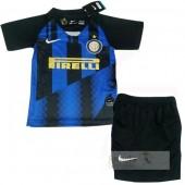 Divise calcio Set Bambino Inter Milan 20th Blu Nero