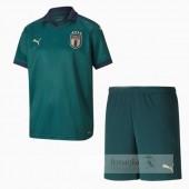 Divise calcio Terza Set Bambino Italia 2020