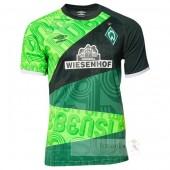 Divise calcio Werder Brema 120th Verde