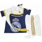 Especial Divise calcio Set Bambino Real Madrid 2019 2020 Bianco