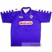 FILA Divise calcio Prima Fiorentina Retro 1998 1999