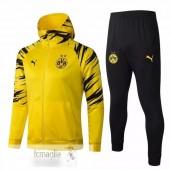 Felpe Giacche Borussia Dortmund 2020 2021 Giallo