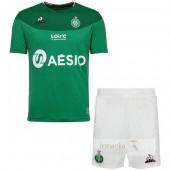 Le Coq Sportif Divise calcio Away Set Bambino Saint Étienne 2019 2020