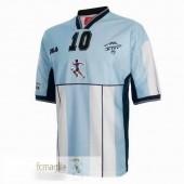 NO.10 Maradona Divise Calcio Prima Argentina Retro 2001