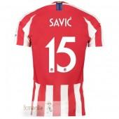 NO.15 Savic Divise Calcio Atletico Madrid 19 20