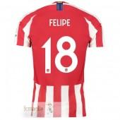 NO.18 Felipe Divise Calcio Atletico Madrid 19 20