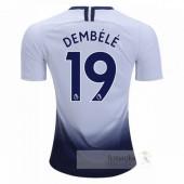 NO.19 Dembele Divise calcio Prima Tottenham Hotspur 2018 2019