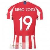 NO.19 Diego Costa Divise Calcio Atletico Madrid 19 20