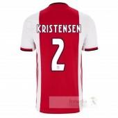 NO.2 Kristensen Divise calcio Prima Ajax 2019 2020