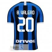 NO.20 B.Valero Divise Calcio Prima Inter Milan 19 20