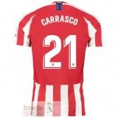 NO.21 Carrasco Divise Calcio Atletico Madrid 19 20