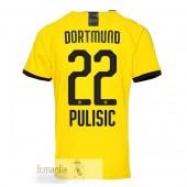 NO.22 Pulisic Divise Calcio Prima Borussia Dortmund 19 20