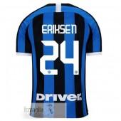 NO.24 Eriksen Divise Calcio Prima Inter Milan 19 20
