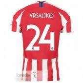 NO.24 Vrsaljko Divise Calcio Atletico Madrid 19 20