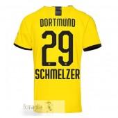NO.29 Schmelzer Divise Calcio Prima Borussia Dortmund 19 20