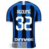 NO.32 Agoumé Divise Calcio Prima Inter Milan 19 20