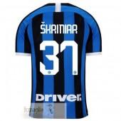 NO.37 Skriniar Divise Calcio Prima Inter Milan 19 20
