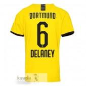NO.6 Delaney Divise Calcio Prima Borussia Dortmund 19 20