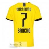 NO.7 Sancho Divise Calcio Prima Borussia Dortmund 19 20