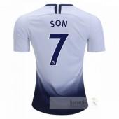 NO.7 Son Divise calcio Prima Tottenham Hotspur 2018 2019