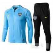 Nike Tuta Calcio Boca Juniors 2018 2019 Blu