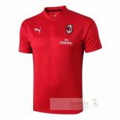 Polo AC Milan 2019 2020 Rosso