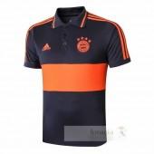 Polo Bayern Monaco 2019 2020 Arancione Blu