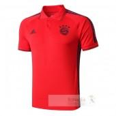 Polo Bayern Monaco 2019 2020 Rosso