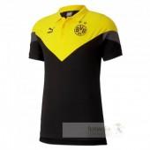 Polo Borussia Dortmund 2019 2020 Giallo