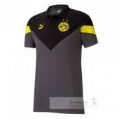 Polo Borussia Dortmund 2019 2020 Nero