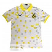 Polo Borussia Dortmund 2020 2021 Giallo Bianco