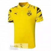 Polo Borussia Dortmund 2020 2021 Giallo