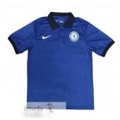 Polo Chelsea 2020 2021 Blu