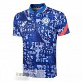 Polo Chelsea 21 22 Blu