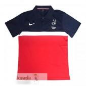 Polo Francia 2020 Blu Rosso