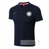 Polo Inter Milan 2018 2019 Blu Navy