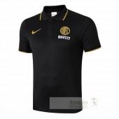 Polo Inter Milan 2019 2020 Giallo Nero