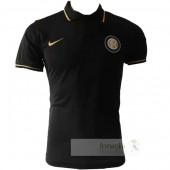 Polo Inter Milan 2019-2020 Nero
